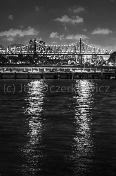 59th St Bridge viewed from Gantry Park