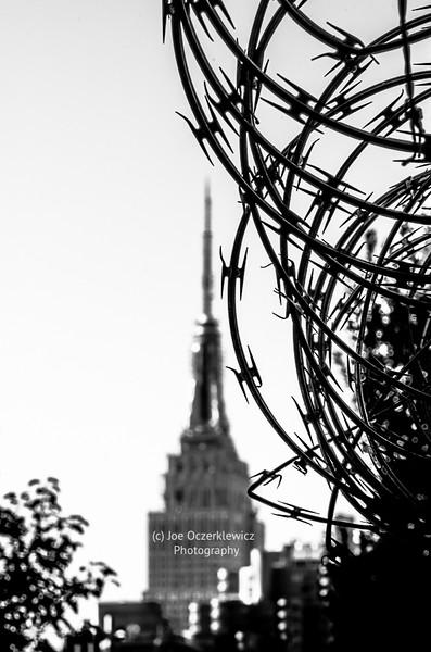 Beyond the Razor Wire