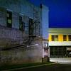 Historic black business district on Texas Avenue ll Shreveport, Louisiana (December 2019)