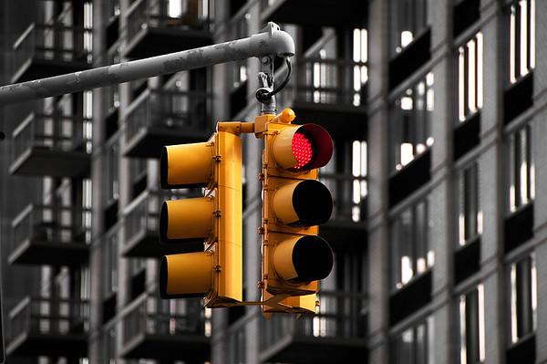 NY city lights.. © Apostolos Zabakas