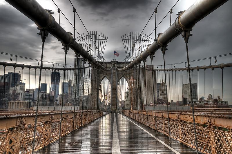 Brooklyn Bridge © Apostolos Zabakas