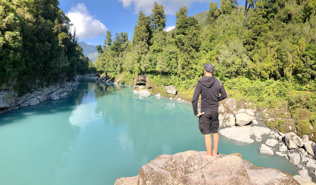 Hokitika Gorge West Coast New Zealand