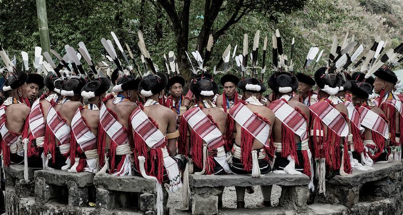 Nagaland and Assam, India