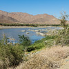 Placid Orange River