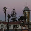 Swakopmund at sunset