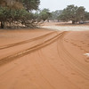 All-terrain vehicle tracks, Sossusvlei