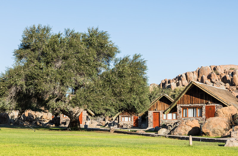 Canyon Ranch Lodge