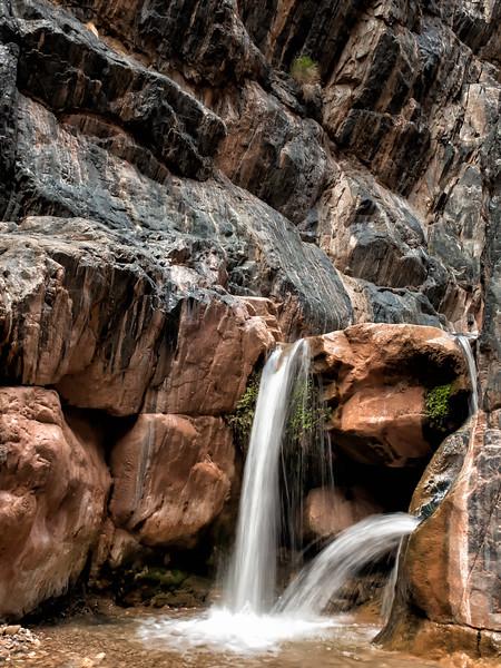 AZ Grand Canyon Waterfall