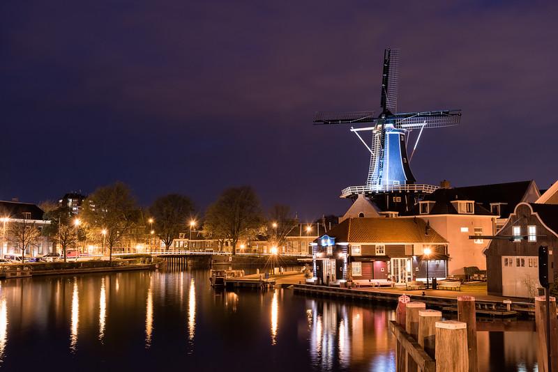 Netherlands Night