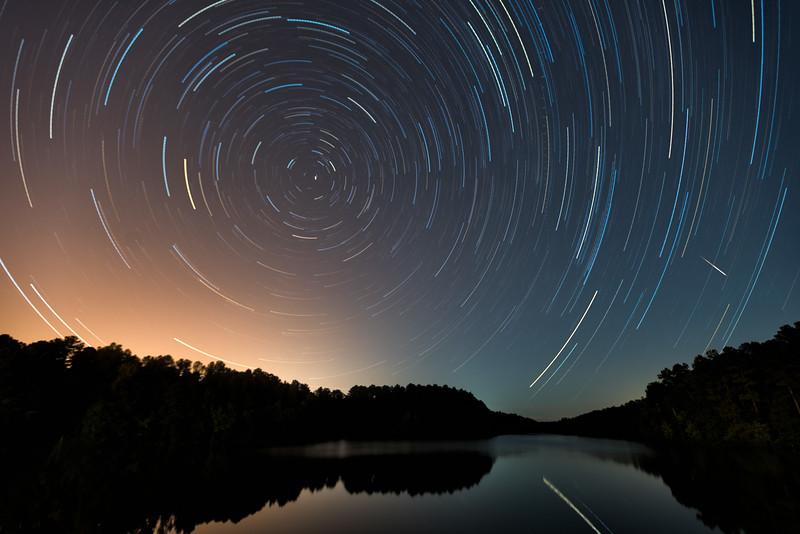 NC Star Trails