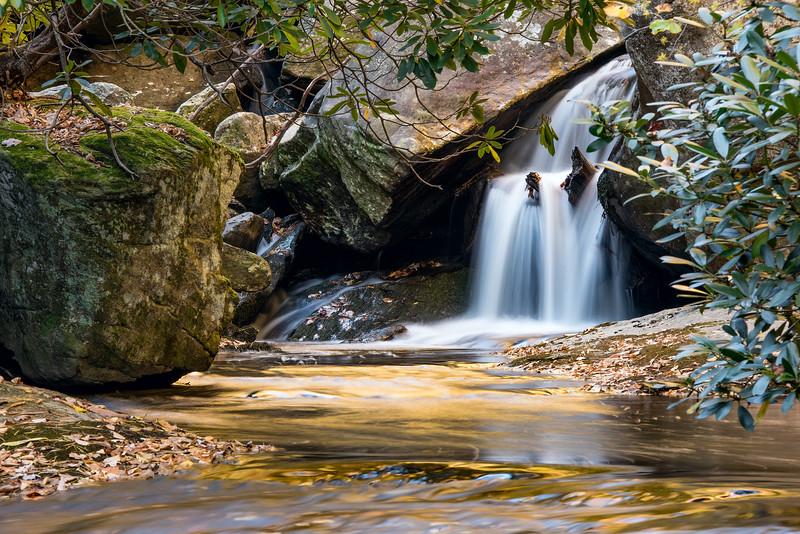 NC Waterfalls