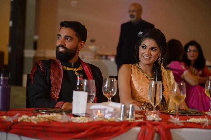 Nanditha and Saatvik Wedding - Day 1