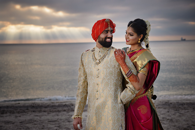 Nanditha and Saatvik Wedding - Day 2