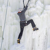 "Students take advantage of nice spring weather to try out their climbing skills on the new ice wall near the SRC.  <div class=""ss-paypal-button"">Filename: LIF-12-3321-079.jpg</div><div class=""ss-paypal-button-end"" style=""""></div>"