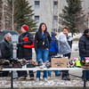 "People brave the cold at the Really Free Market, May 18, 2013 on campus.  <div class=""ss-paypal-button"">Filename: LIF-13-3844-5.jpg</div><div class=""ss-paypal-button-end"" style=""""></div>"