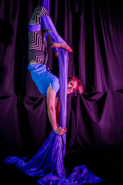 "Tori Middlestadt is an active member of the silk club at UAF, in which members perform acrobatic stunts hanging from silks.  <div class=""ss-paypal-button"">Filename: LIF-14-4133-114.jpg</div><div class=""ss-paypal-button-end"" style=""""></div>"