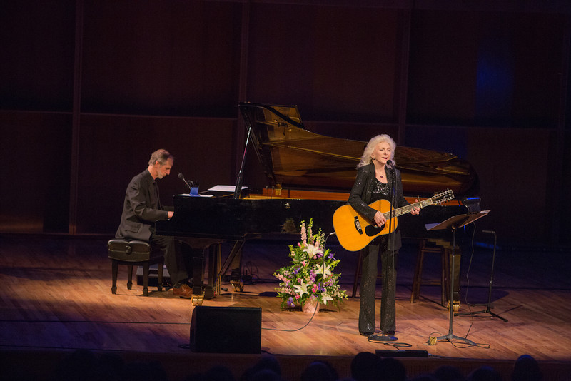 "Legendary American folk singer Judy Collins performed in UAF's Davis Concert Hall in May 2013.  <div class=""ss-paypal-button"">Filename: LIF-13-3816-187.jpg</div><div class=""ss-paypal-button-end"" style=""""></div>"