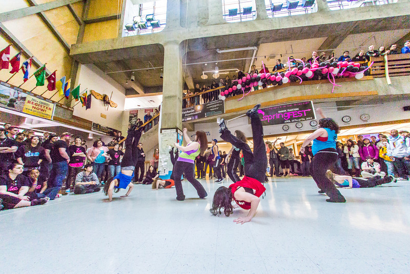 """Dancers perform in Wood Center as part of SpringFest 2013.  <div class=""""ss-paypal-button"""">Filename: LIF-13-3798-64.jpg</div><div class=""""ss-paypal-button-end"""" style=""""""""></div>"""
