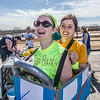 "Kaitlin Lault and Bess Jacobson clown around the Moore Hall car bash during UAF SpringFest April 28.  <div class=""ss-paypal-button"">Filename: LIF-14-4168-61.jpg</div><div class=""ss-paypal-button-end""></div>"