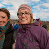 """Students Kara La Rue and Imuya Dooley participated in the 2011 Farthest North Forest Sports Festival hosted by the UAF School of Natural Resources & Agricultural Sciences.  <div class=""""ss-paypal-button"""">Filename: LIF-11-3185-08.jpg</div><div class=""""ss-paypal-button-end"""" style=""""""""></div>"""