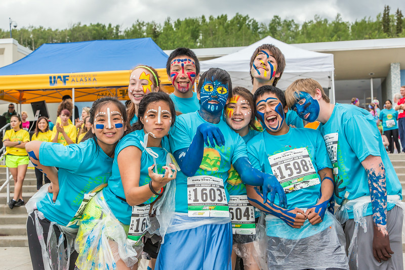 """The costume contest is one of the popular attractions at the annual Midnight Sun Run, which starts on the UAF campus every year on the Saturday nearest the summer solstice.  <div class=""""ss-paypal-button"""">Filename: LIF-14-4220-073.jpg</div><div class=""""ss-paypal-button-end""""></div>"""