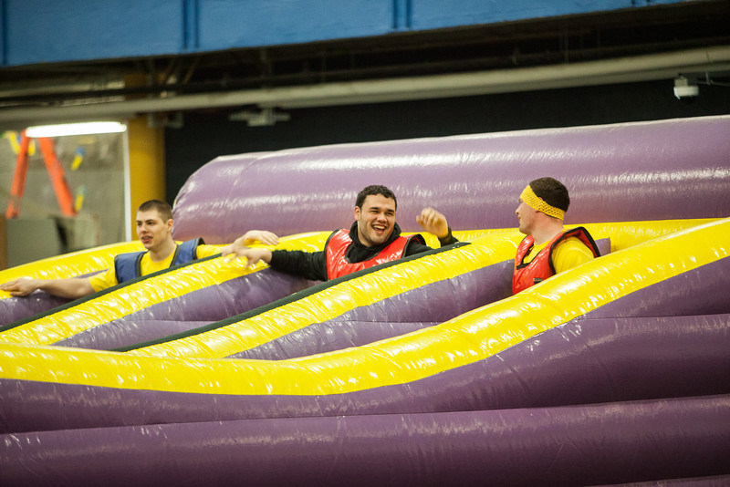 """Activities during the 2013 Spring Fest Field Day were moved indoors due to cold weather.  <div class=""""ss-paypal-button"""">Filename: LIF-13-3803-97.jpg</div><div class=""""ss-paypal-button-end"""" style=""""""""></div>"""