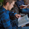 """Engineering students Joe Hunner and Tachit Chairat study in the lounge at the Wood Center.  <div class=""""ss-paypal-button"""">Filename: LIF-11-3190-12.jpg</div><div class=""""ss-paypal-button-end"""" style=""""""""></div>"""