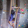 "Graduate student Stephany Jeffers practices her silk climbing skills in the SRC.  <div class=""ss-paypal-button"">Filename: LIF-13-3819-162.jpg</div><div class=""ss-paypal-button-end"" style=""""></div>"