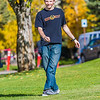 "Engineering major Philip White takes time between classes to play with a frisbee on a beautiful September afternoon on the Fairbanks campus.  <div class=""ss-paypal-button"">Filename: LIF-13-3934-105.jpg</div><div class=""ss-paypal-button-end"" style=""""></div>"