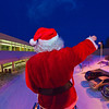"Santa Claus made his annual rounds to various locations on the Fairbanks campus riding atop a University Fire Department truck a couple days before Christmas.  <div class=""ss-paypal-button"">Filename: LIF-11-3249-48.jpg</div><div class=""ss-paypal-button-end"" style=""""></div>"