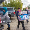 "Returning students, staff and parents all pitch in to help new arrivals move into the residence halls during Rev It Up on the Fairbanks campus at the beginning of the fall 2015 semester.  <div class=""ss-paypal-button"">Filename: LIF-15-4636-135.jpg</div><div class=""ss-paypal-button-end""></div>"