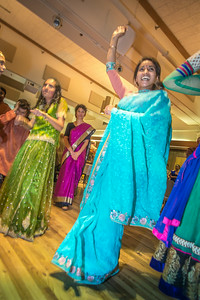 Members of UAF's Indian community celebrate the Diwali Festival in the Wood Center ballroom.  Filename: LIF-13-3992-141.jpg