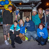 "A group of student leaders pose with the UAF tradition stone during its appearance at the 2012 Starvation Gulch bonfires.  <div class=""ss-paypal-button"">Filename: LIF-12-3571-023.jpg</div><div class=""ss-paypal-button-end"" style=""""></div>"