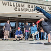 "Dancers help kick off the annual SpringFest celebration in front of the Wood Center.  <div class=""ss-paypal-button"">Filename: LIF-12-3373-124.jpg</div><div class=""ss-paypal-button-end"" style=""""></div>"