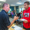 """Staff members are on hand to help with registration during the UAF Community and Technical College's (CTC) fall semester round up.  <div class=""""ss-paypal-button"""">Filename: LIF-15-4619-51.jpg</div><div class=""""ss-paypal-button-end""""></div>"""