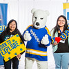 "Future UAF students and family members pose with the Nanook mascot during Inside Out.  <div class=""ss-paypal-button"">Filename: LIF-16-4839-74.jpg</div><div class=""ss-paypal-button-end""></div>"