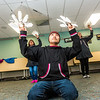 "Edward Wassilie and other members of the KuC Yuraq Dance Group practice in the school's conference room on March 30, 2016 in preparation for their upcoming appearance at the Cama-i Dance Festival in Bethel.  <div class=""ss-paypal-button"">Filename: LIF-16-4859-317.jpg</div><div class=""ss-paypal-button-end""></div>"