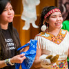 "The Troth Yeddha' dance group performs during the 2014 Festival of Native Arts at the Davis Concert Hall.  <div class=""ss-paypal-button"">Filename: LIF-14-4100-260.jpg</div><div class=""ss-paypal-button-end""></div>"