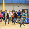 "And they're off! Incoming students participating in a scavenger hunt run toward their group to find an item during New Student Orientation at the Student Rec. Center.  <div class=""ss-paypal-button"">Filename: LIF-13-3924-212.jpg</div><div class=""ss-paypal-button-end"" style=""""></div>"