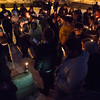 """Students commemorate the 1957 Tradition Stone candlelight vigil on Constitution Park in March of 2013.  <div class=""""ss-paypal-button"""">Filename: LIF-13-3763-28.jpg</div><div class=""""ss-paypal-button-end"""" style=""""""""></div>"""