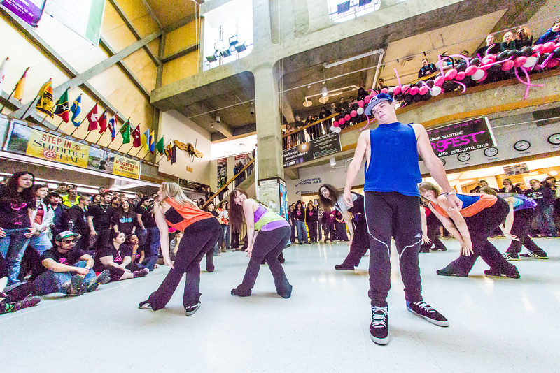 """Dancers perform in Wood Center as part of SpringFest 2013.  <div class=""""ss-paypal-button"""">Filename: LIF-13-3798-55.jpg</div><div class=""""ss-paypal-button-end"""" style=""""""""></div>"""