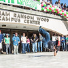 "Dancers help kick off the annual SpringFest celebration in front of the Wood Center.  <div class=""ss-paypal-button"">Filename: LIF-12-3373-093.jpg</div><div class=""ss-paypal-button-end"" style=""""></div>"