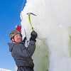 "Students take advantage of nice spring weather to try out their climbing skills on the new ice wall near the SRC.  <div class=""ss-paypal-button"">Filename: LIF-12-3321-149.jpg</div><div class=""ss-paypal-button-end"" style=""""></div>"