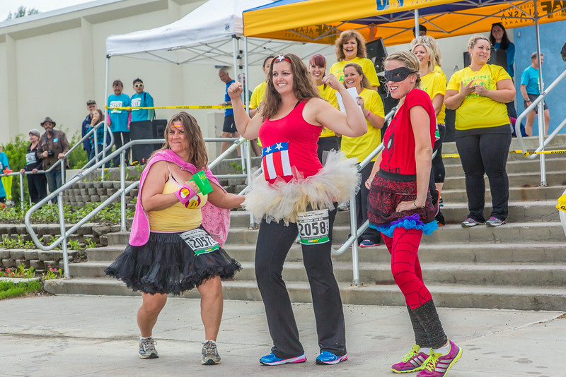 """The costume contest is one of the popular attractions at the annual Midnight Sun Run, which starts on the UAF campus every year on the Saturday nearest the summer solstice.  <div class=""""ss-paypal-button"""">Filename: LIF-14-4220-016.jpg</div><div class=""""ss-paypal-button-end""""></div>"""