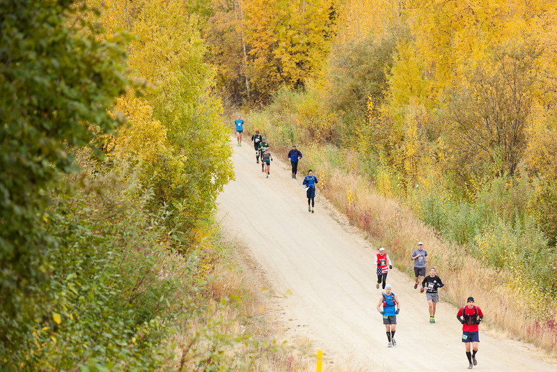 "Runners descend on Henderson Road during the 50th Annual Equinox Marathon Saturday morning, September 15, 2012.  <div class=""ss-paypal-button"">Filename: LIF-12-3553-194.jpg</div><div class=""ss-paypal-button-end"" style=""""></div>"