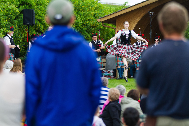 "Fairbanks Red Hackle Pipe Band kicks off Summer Sessions' Music in the Garden series at the Georgeson Botanical Garden.  <div class=""ss-paypal-button"">Filename: LIF-12-3426-21.jpg</div><div class=""ss-paypal-button-end"" style=""""></div>"