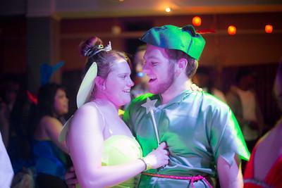 UAF ResLife hosts their annual Halloween dance at the HesRec Center.  Filename: LIF-14-4367-117.jpg