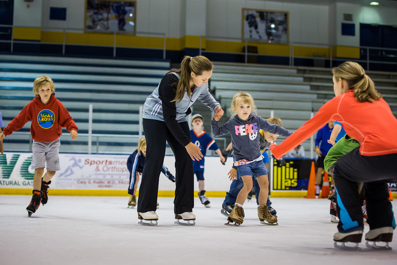 "Children master ice skating with Patty Center Ice Arena's Learn to Skate program.  <div class=""ss-paypal-button"">Filename: LIF-13-3873-155.jpg</div><div class=""ss-paypal-button-end"" style=""""></div>"