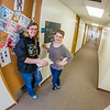"Music major Kaylie Wiltersen, right, visits with resident advisor Mary Clare Cabel in Skarland Hall.  <div class=""ss-paypal-button"">Filename: LIF-13-3735-110.jpg</div><div class=""ss-paypal-button-end"" style=""""></div>"