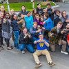 """UAF Orientation Leaders engage in team building exercises before students arrive on campus before the start of the fall 2015 semester.  <div class=""""ss-paypal-button"""">Filename: LIF-15-4635-050.jpg</div><div class=""""ss-paypal-button-end""""></div>"""